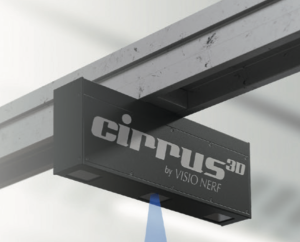 Sistema di visione 3D Cirrus Conveyor